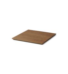 Ferm Living - Tray For Plant Box Wood - Røget Egetræ