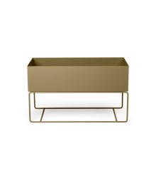 Ferm Living - Plant Box Large - Oliven (1104263192)