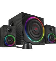 Speedlink - GRAVITY CARBON RGB 2.1 Speaker System