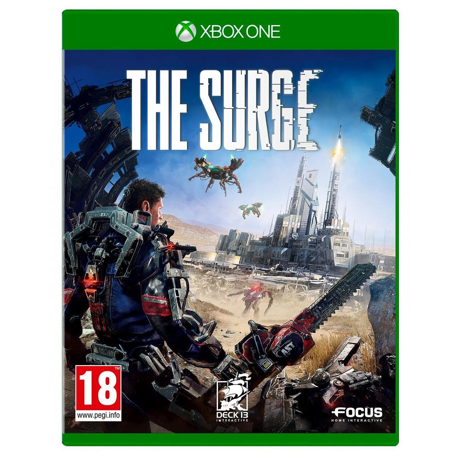 The Surge (DE/EGFIS)