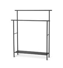 Ferm Living - Dora Towel Stand - Black (1104263258)