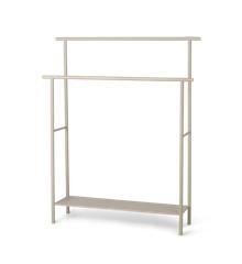 Ferm Living - Dora Towel Stand - Cashmere (1104263259)