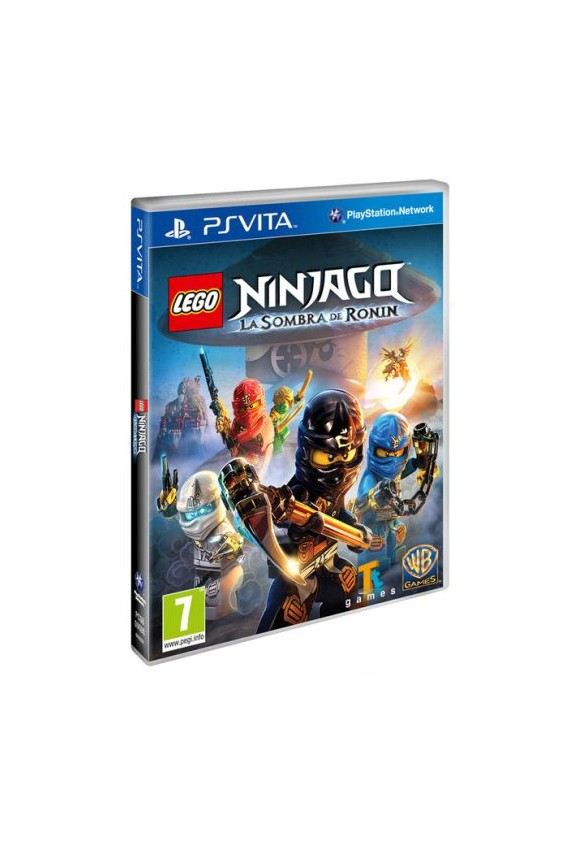 LEGO Ninjago Nindroids (ES) (Mulitlingual Game)