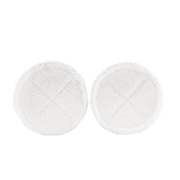 Bissell - SpinWave Pads 4x Soft Replacement mop For SpinWave