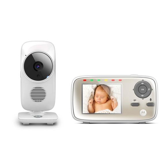 Motorola - Babyalarm m. Video MBP483