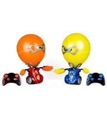 Silverlit - Balloon Puncher Twin Pack - Rød-Blå (88039)