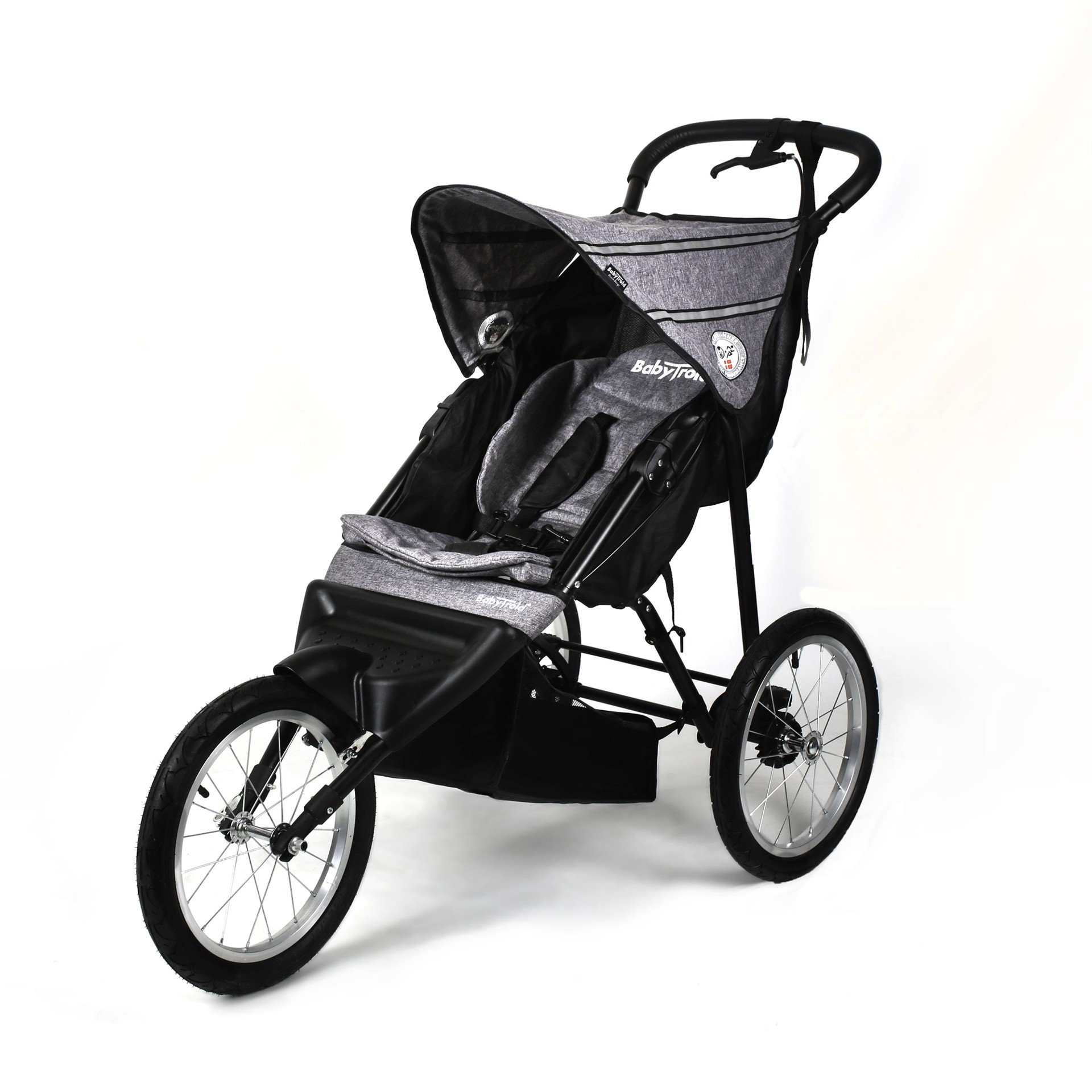 Trille - Jogger 2020 - Grey Denim