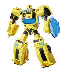 Transformers - Cyberverse Battle Call Officer Class - Bumblebee (E8381)