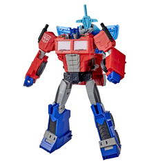 Transformers - Cyberverse Battle Call Officer Class - Optimus Prime (E8380)
