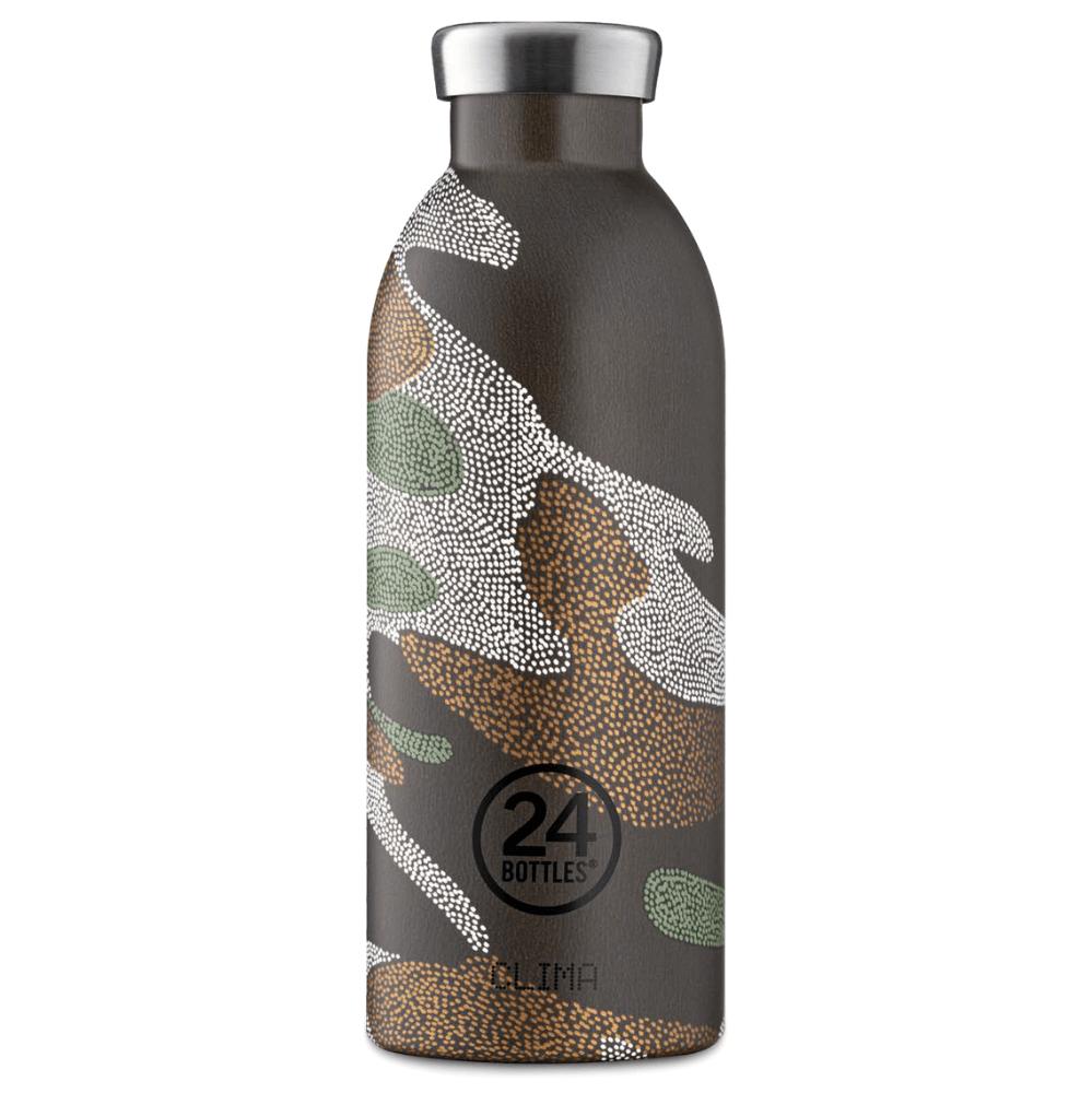 Bilde av 24 Bottles - Clima Bottle 0,5 L - Camo Zone (24b540)