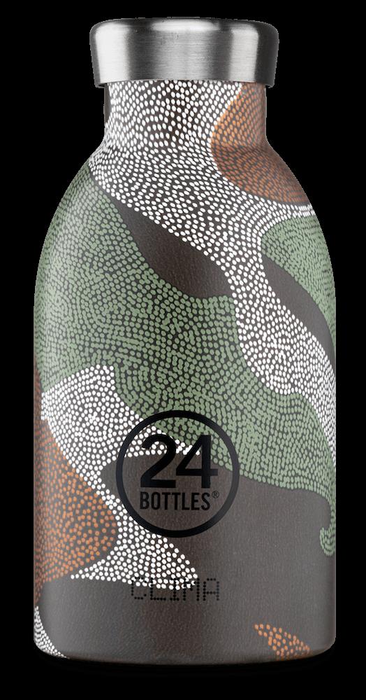 Bilde av 24 Bottles - Clima Bottle 0,33 L - Camo Zone (24b419)