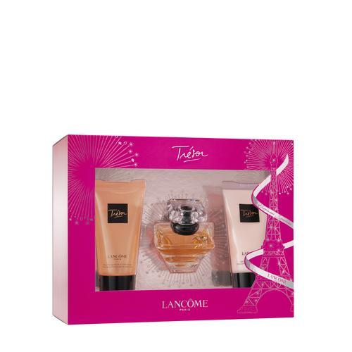 Lancôme - Tresor EDP 30 ml + Body Lotion 50 ml + Shower Gel 50 ml - Giftset