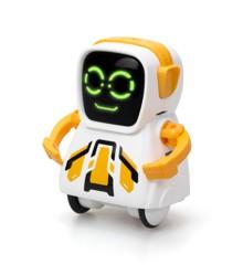 Silverlit - Pokibot Square Robot - Orange