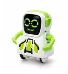 Silverlit - Pokibot Square Robot - Green