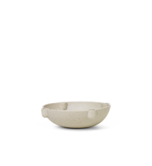 Ferm Living - Bowl Candle Holder - Ceramic (1104263131)