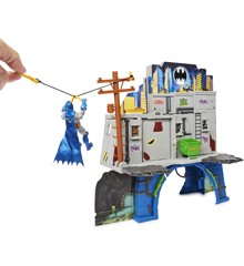 Batman - Batman Cave Mission 3 in 1 Playset