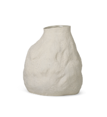 Ferm Living - Vulca Vase Large - Off-White (1104122842)