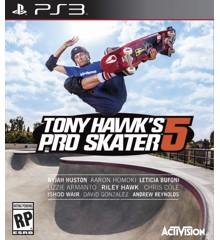 Tony Hawk's Pro Skater 5 (Import)