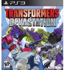 Transformers Devastation (Import)