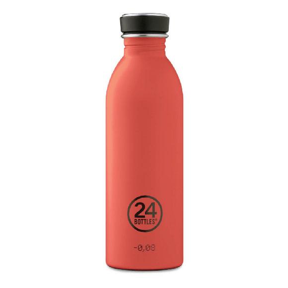 24 Bottles - Urban Bottle 0,5 L - Stone Finish - Pachino (24B704)