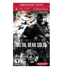 Metal Gear Solid Peace Walker (Greatest Hits) (Import)