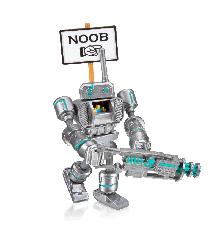ROBLOX - Imagination Figure - Noob Attack - Mech Mobility