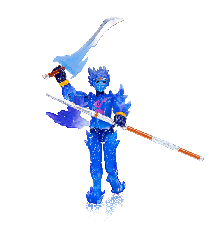 ROBLOX - Imagination Figure - Crystello the crystal god
