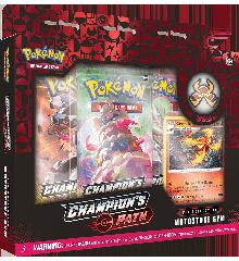 Pokemon - Pin Box Champions Path - Sword & Shield - Motostoke Gym (POK80484A)