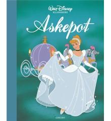 Børnebog - Walt Disney Klassikere - Askepot