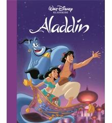 Børnebog - Walt Disney Klassikere - Aladdin