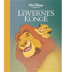 Børnebog - Walt Disney Klassikere - Løvernes Konge