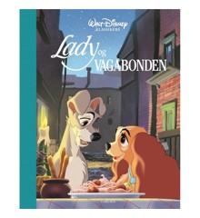 Børnebog - Walt Disney Klassikere - Lady og Vagabonden
