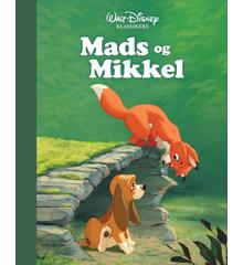 Børnebog - Walt Disney Klassikere - Mads og Mikkel