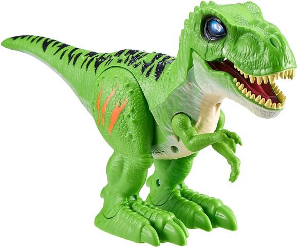 Robo Alive -Attacking T-Rex - Grøn