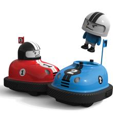 Sharper Image - Fjernstyret Biler - Speed Bumper Road Rage Sæt