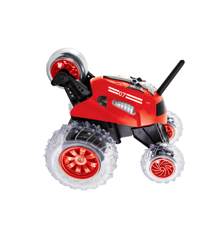 Sharper Image - RC Monster Spinning Car - 27 MHz (50-00102A)