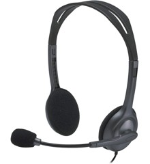 Logitech - H111 Chat Headset