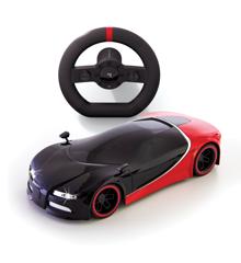 Sharper Image - Fjernstyret Bil - Italia Racer Sport Real Drive (2,4 gHz)