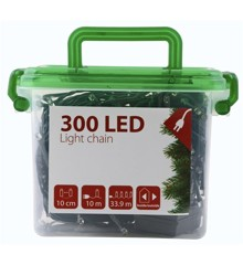 DAY - Light Chain With 300 LED & Timer 33,95 Meter (50054)