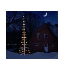 Scandinavia - Lyskæde Til Flagstang 3,5 meter - Sort