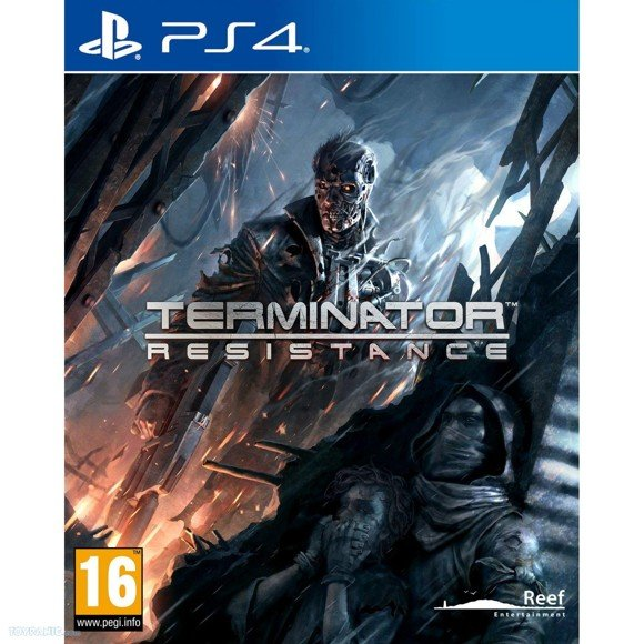 Terminator: Resistance (NL/FR)