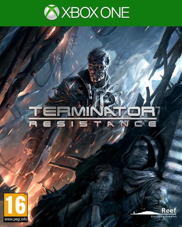 Terminator: Resistance (FR/NL)