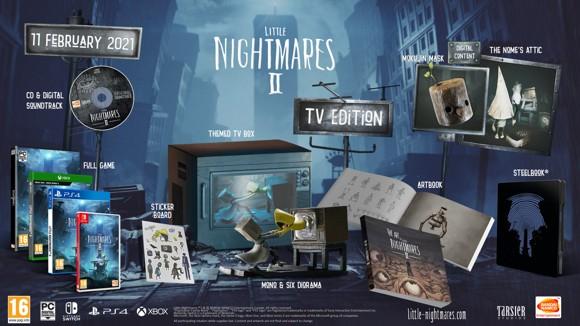 Little Nightmares II (2) (TV Edition)