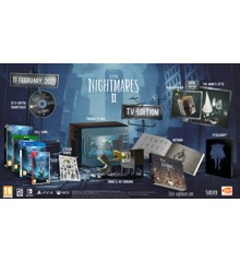 ​Little Nightmares II (2) (TV Edition)