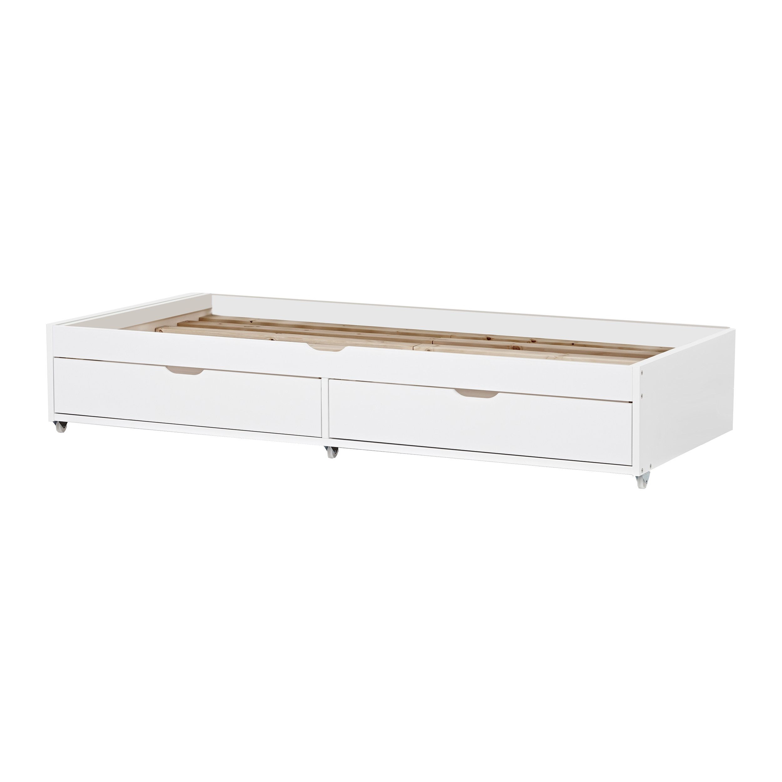Hoppekids - Pull out Bed for DELUXE-Beds 90x190 cm