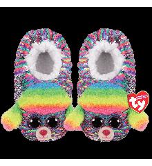 Ty Bamse - Paillet Sutsko - Pudelhunden Rainbow (Str. 32-34)