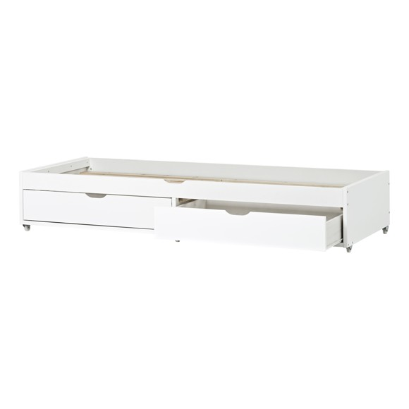 Hoppekids - Pull out bed for DELUXE-beds 70x190