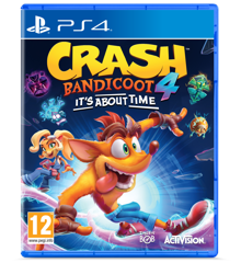 Crash Bandicoot 4: It's About Time (Nordic)