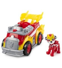 Paw Patrol - Mighty Pups Super PAWs Deluxe Køretøj - Marshall