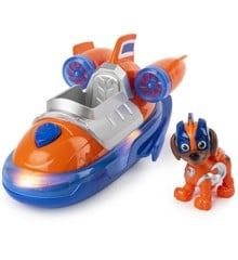 Paw Patrol - Mighty Pups Super PAWs Deluxe Vehicle - Zuma